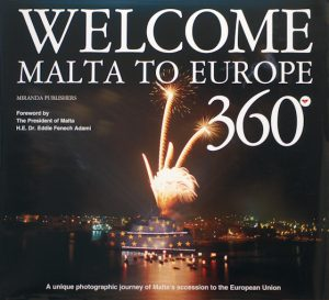Welcome Malta to Europe 360